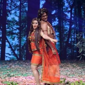 शिल्पा शिंदे-सुनील ग्रोवर ने किया नागिन डांस, आपको कैसे लगा