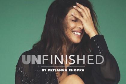 प्रियंका चोपड़ा UNFINISHED में खोलेगी अपने जिंदगी के राज़, जानिए