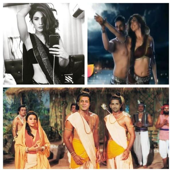 हिना खान, सलमान खान, करिश्मा तन्ना, शिल्पा शिंदे की आज की खबरें