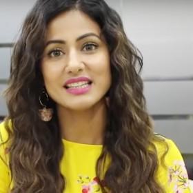 हिना खान कुछ इस तरह वर्कआउट करती दिखी, रमजान में वीडियो वायरल