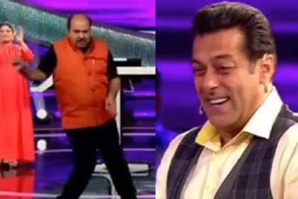 सलमान खान का आया डांसिंग अंकल पर दिल, शेयर किया वीडियो