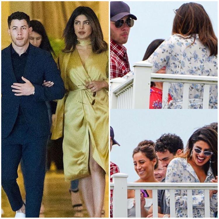 प्रियंका चोपड़ा का बॉयफ्रेंड के साथ दिखा खुल्लम-खुल्ला प्यार, ये तस्वीरें हैं गवाह
