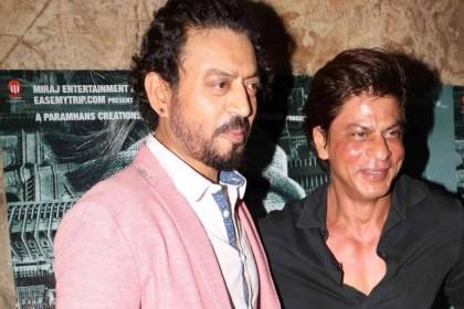 इरफ़ान खान की मदद करने लंदन पहुंचे स्टार, शाहरुख़ खान ने किया कुछ ऐसा