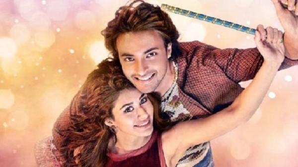 सलमान खान ने शेयर किया अपने जीजा आयुष शर्मा की फिल्म लवरात्रि का टीज़र