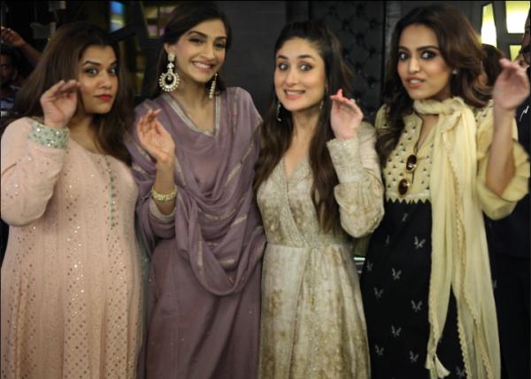 करीना कपूर खान, सोनम कपूर, स्वरा भास्कर और शिखा तलसानिया बन गयीं नागिन, देखिये PHOTO