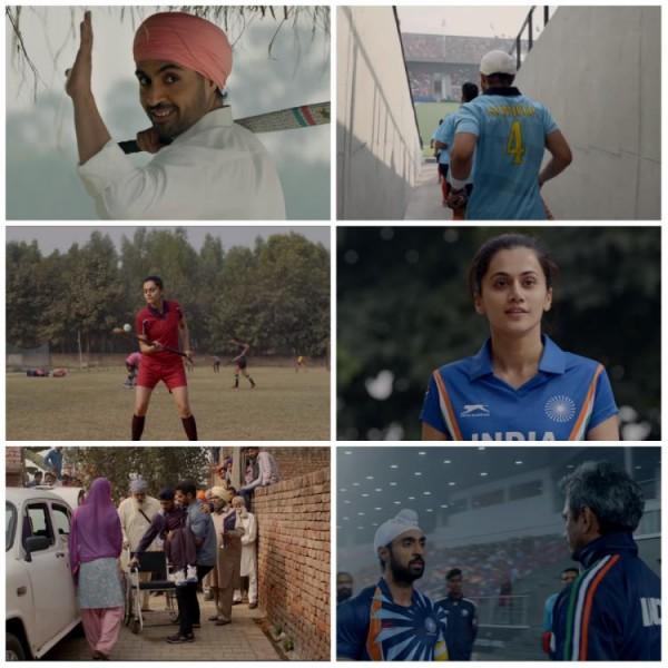 """""""सूरमा एंथम"""" हुआ रिलीज, दिलजीत दोसांझ की फिल्म का ये गाना सुन कर रोंगटे हो जाएंगे खड़े"""