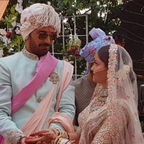 रुबीना दिलैक की शादी की ये तस्वीरें आपका दिल जीत लेंगी