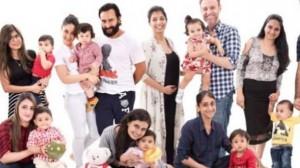 करीना कपूर खान और सैफ अली खान के साथ तैमूर की फोटो वायरल, क्लासमेट के साथ कुछ यु दिखे