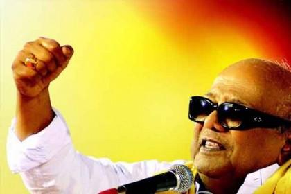 डीएमके नेता एम. करुणानिधि राजनीती में बल्कि फिल्में लिखकर हुए थे लोकप्रिय