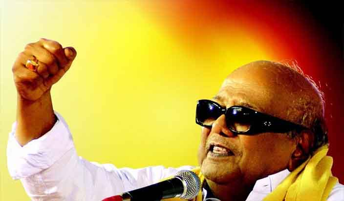 एम. करूणानिधि का फ़िल्मी सफ़र रहा है ऐसा, बैन हुई फिल्में तो राजीनीति में जमाया सिक्का