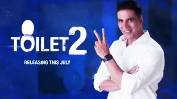 अक्षय कुमार फिर लेकर आ रहे है टॉयलेट २, सोशल मीडिया पर छाया टीज़र का जादू