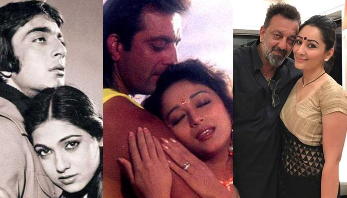 संजय दत्त ने 308 गर्लफ्रेंड्स और माधुरी के अलावा इन 6 एक्ट्रेसेस को भी किया है डेट, नाम जानकर उड़ेंगे होश