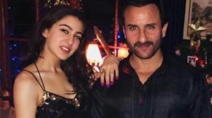 बेटी सारा अली खान संग फिल्म करेंगे सैफ अली खान