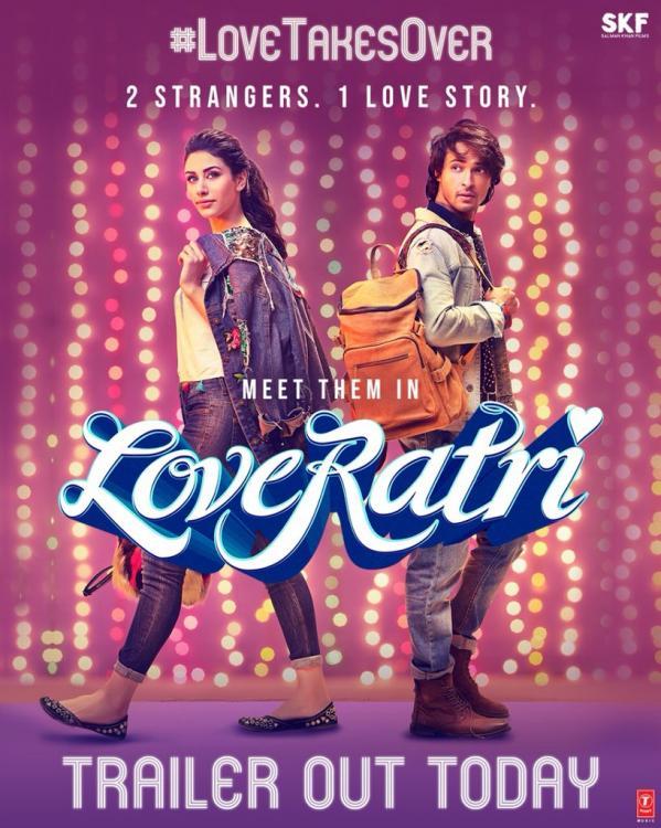 Loveratri Trailer : नवरात्रि में मिला प्यार और सामने आया ट्विस्ट, ये है आयुष और वरीना के रोमांस की कहानी
