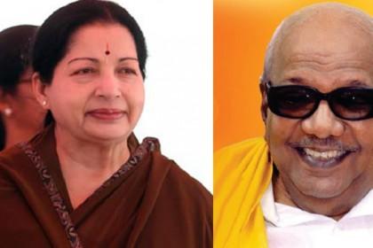 तमिल के सिनेमा सितारे जो बने तमिल के मुख्यमंत्री