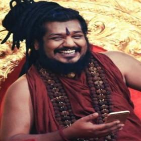 सेक्स स्कैंडल वाले बाबा नित्यानंद स्वामी ने कहा- गाय को सीखा सकते हैं संस्कृत
