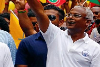 मालदीव के भावी राष्ट्रपति इब्राहिम मोहम्मद सोलिह के वकालत से लेकर राजनीति का शानदार सफर