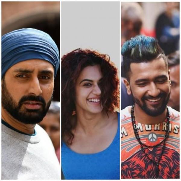 अभिषेक बच्चन और तापसी पन्नू की फिल्म 'मनमर्जियां' का Box office पर धमाल, पहले दिन की इतने करोड़ की कमाई