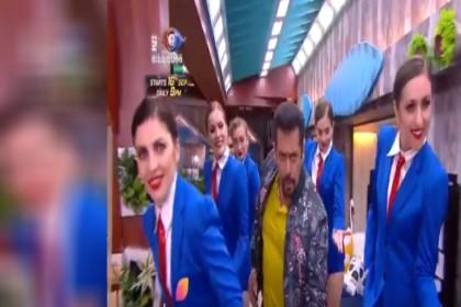 सलमान खान के डांस Video के जरिए देखिए Bigg Boss हाउस की झलकियां