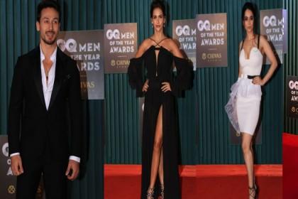 GQ Awards 2018: दीपिका पादुकोण ने बिखेरा जलवा, ऐसे नजर आए टाइगर श्रॉफ