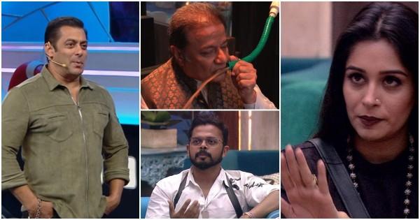 Bigg Boss 12: श्रीसंत पर भड़का सलमान खान का गुस्सा, अनूप जलोटा हुए टॉर्चर