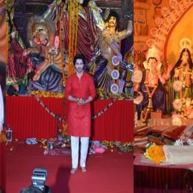 PHOTOS : मां दुर्गा के पंडाल में जया बच्चन से लेकर काजोल तक ने इस अंदाज में की अराधना