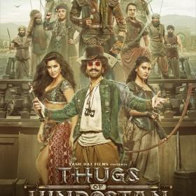 ये हैं ठग्स ऑफ़ हिंदुस्तान.. फिल्म के पोस्टर में दिखा अमिताभ बच्चन, आमिर खान समेत कटरीना कैफ का स्वैग