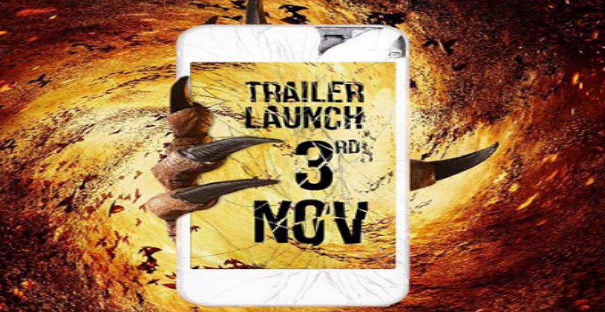 इंतजार हुआ खत्म, 3 नवंबर को रिलीज होगा रजनीकांत और अक्षय कुमार की फिल्म 2.0 का ट्रेलर