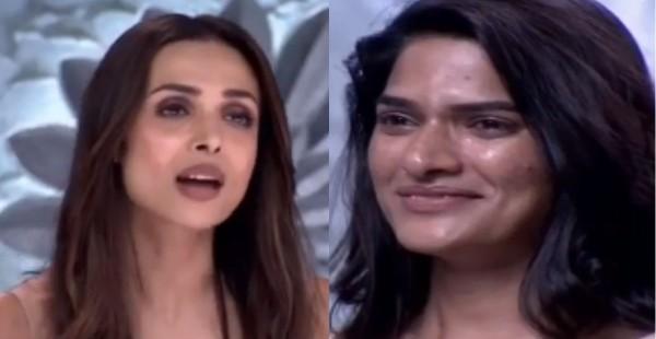 मलाइका अरोड़ा के सामने किसान की बेटी का रैंप वॉक, देखिए Emotional Video