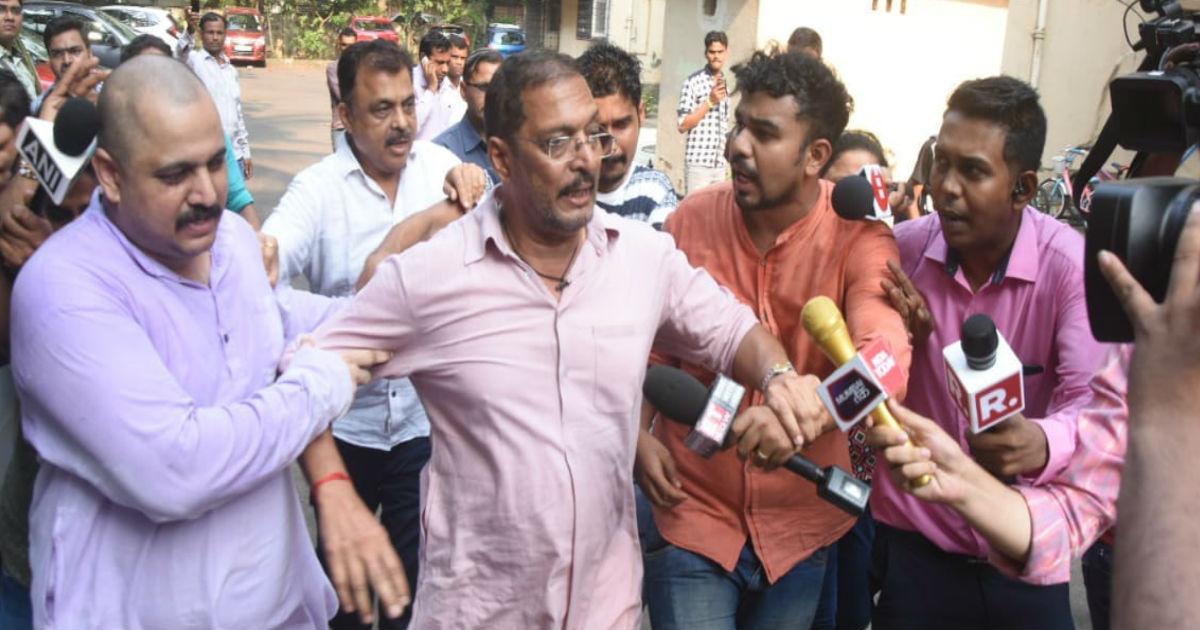 नाना पाटेकर के खिलाफ कानूनी कार्रवाई तेज, महाराष्ट्र महिला आयोग ने भेजा नोटिस