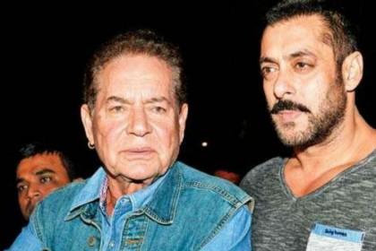 #MeToo: सलमान खान की चुप्पी, पिता सलीम खान ने कहा- आदमी अपनी नजरों से गिरकर…