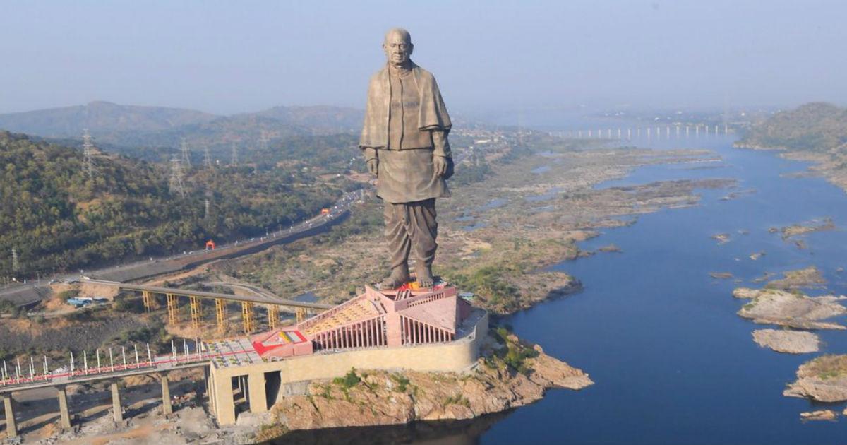 Statue of Unity: भूकंप में भी खड़ी रहेगी सरदार वल्लभ भाई पटेल की मूर्ति, एक साथ टूटे कई विश्व रिकॉर्ड