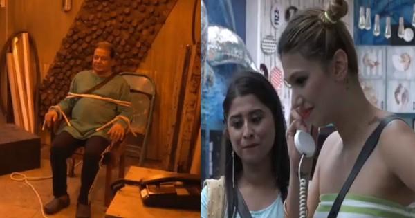 Bigg Boss 12: जसलीन-जलोटा के प्यार में आई दरार, दीपिका ने यूं लगाई दोनों की क्लास
