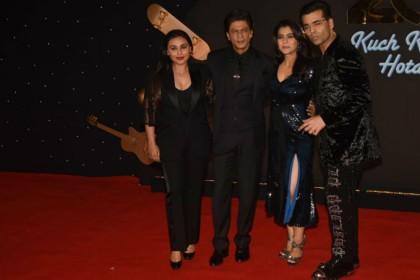 PHOTOS: 'कुछ-कुछ होता है' के 20 साल, Grand Celebration में उमड़ा Bollywood