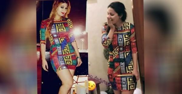 आउटफिट पर हिना खान फिर से हुईं ट्रोल, Bigg Boss की इस कंटेस्टेंट से हुई ड्रेस मैच