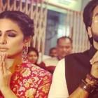 मां दुर्गा का आशीर्वाद लेने ब्वॉयफ्रेंड रॉकी संग कोलकाता पहुंची हिना खान