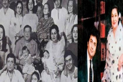 अपने परिवार पर जान छिड़कती थीं कृष्णा राज कपूर, देखिए उनके जीवन की अनदेखी तस्वीरें