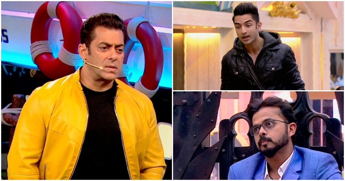 Bigg Boss 12 Weekend ka Vaar 27 Oct: श्रीसंत के इज़्ज़त के हुए चीथड़े, सलमान खान ने पूछा किस बात का है घमंड?