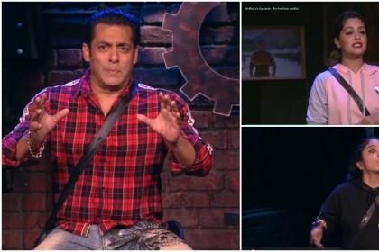 Bigg Boss 12 Weekend Ka Vaar: Dipika Kakar & Surabhi Rana लड़े सुल्तानी अखाड़े में ऐसे...देखते रह गए Salman Khan