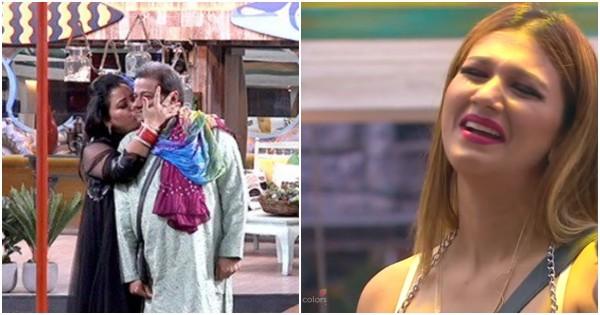 BIGG BOSS 12: भारती सिंह ने किया अनूप जलोटा को KISS, देखती रह गयी जसलीन
