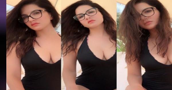 मैक्सिकों में छुट्टियां मना रही हैं सनी लियोनी, HOT तस्वीरें हुईं वायरल
