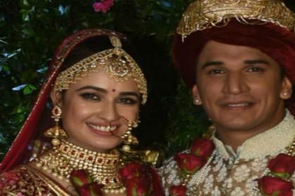 PHOTOS: शादी के बंधन में बंधे प्रिंस नरुला-युविका चौधरी, ये सेलिब्रिटी हुए शामिल