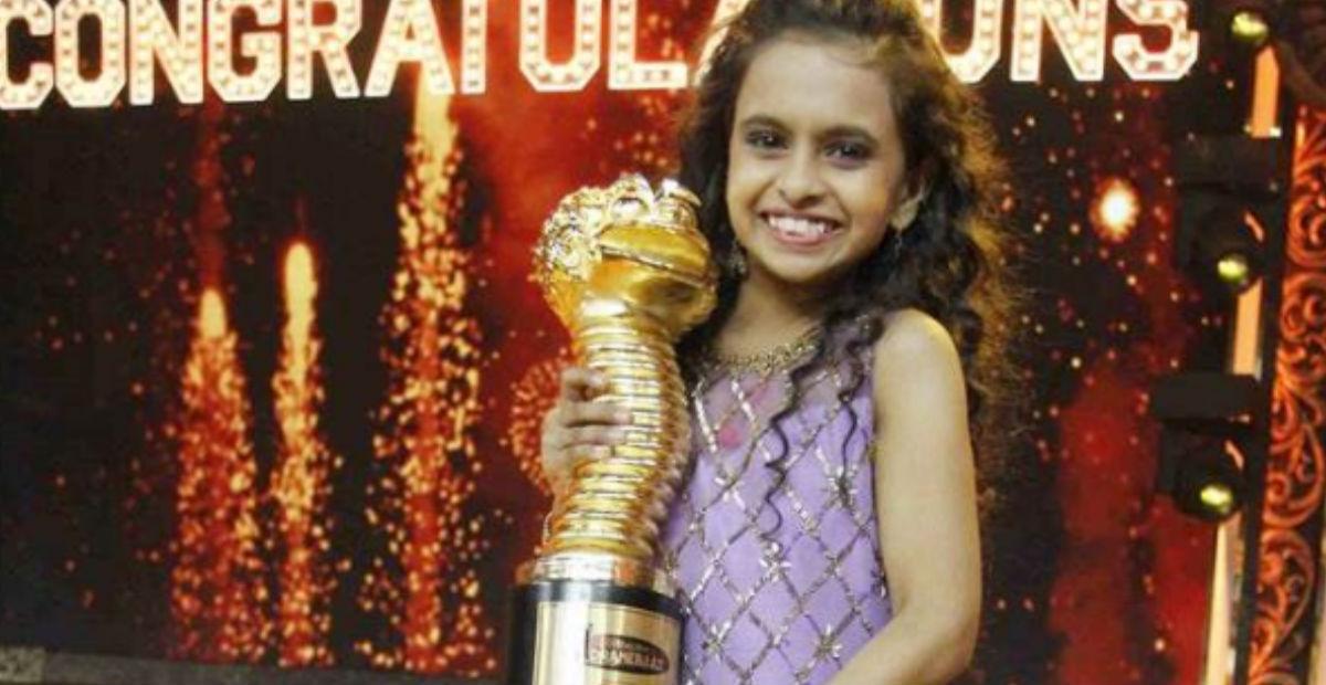Indias Best Dramebaaz की विनर बनी दिपाली बोरकर, सोनाली बेंद्रे को भेजा इमोशनल मैसेज