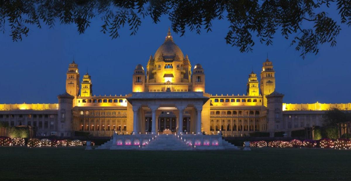 दुनिया के शानदार होटलों से भी 'जानदार' है जोधपुर का उम्मेद भवन, जहां प्रियंका चोपड़ा लेंगी सात फेरे
