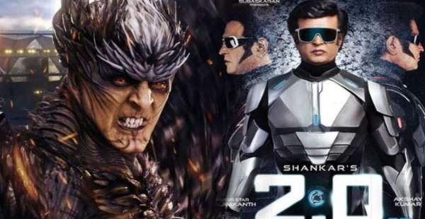 2.0 Movie Review: साइंस फिक्शन, शानदार एक्शन, हाईटेक है रजनीकांत-अक्षय कुमार की फिल्म