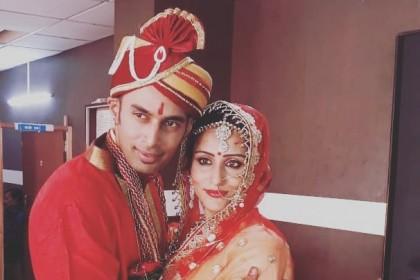 प्रत्युषा बनर्जी के एक्स बॉयफ्रेंड राहुल राज सिंह ने की शादी, दुल्हन संग तस्वीर आयी सामने