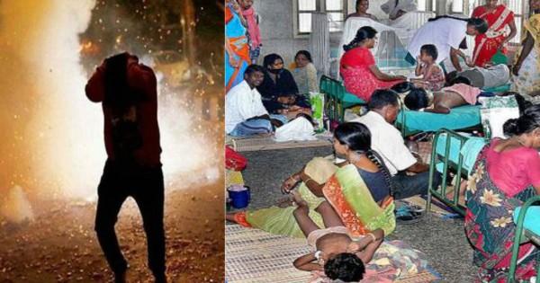 2030 तक भारत में वायु प्रदूषण से 'महाप्रलय' की आशंका! पटाखों के कुप्रभाव को जानकर रूह कांप जाएगी