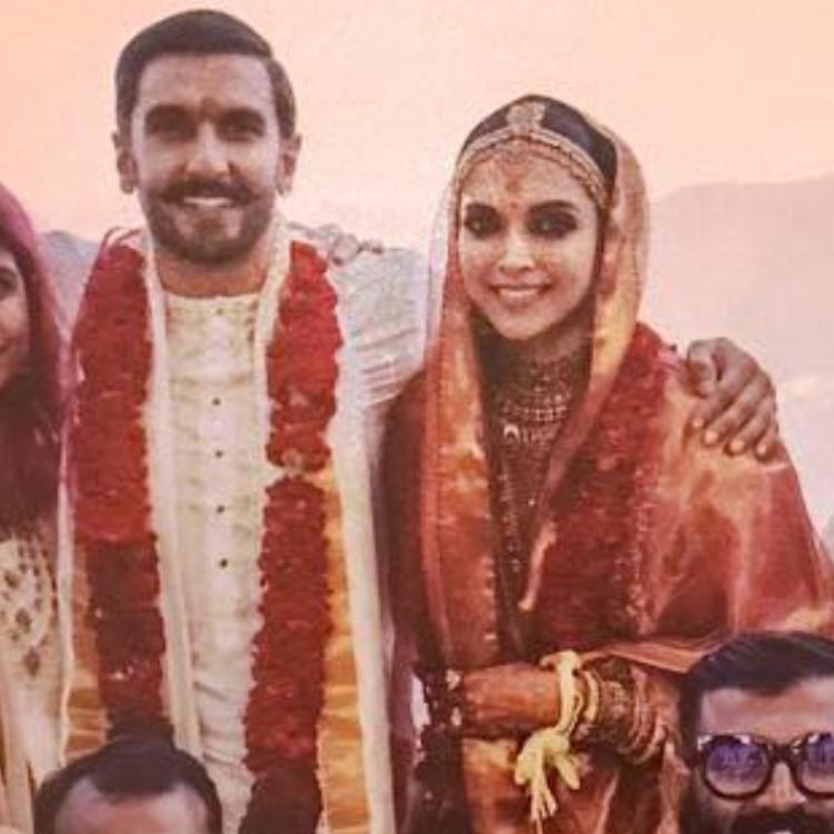 Deepika Padukone Ranveer Singh Wedding Perfect Look Of ...