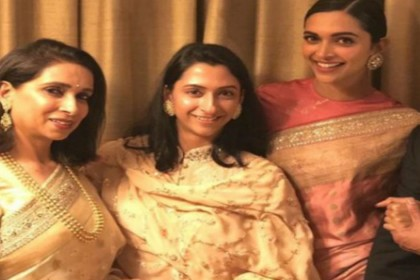 दीपवीर वेडिंग: ऐसे हैं रणवीर सिंह के होने वाले सास-ससुर, साली भी हैं 'दिलवाली'