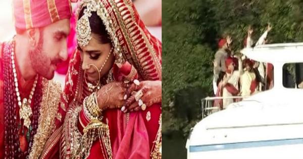 दीपिका और रणवीर सिंधी शादी